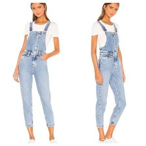 NWT Free People Shelby Overall Size 26